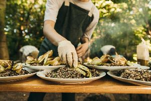 From donuts to foraging - there is plenty on the menu at Leeds Indie Food