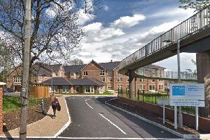 Wyebeck Court Care Home on York Road in Leeds.