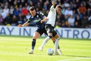 Leeds United fans react to Derby win.