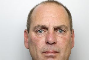 Mark Greenwood, 54, from Normanton, was sentenced at Leeds Crown Court on Tuesday, May 7after pleading guilty to nine offences, including serious sexual offences, against a young girl.Photo: West Yorkshire Police.
