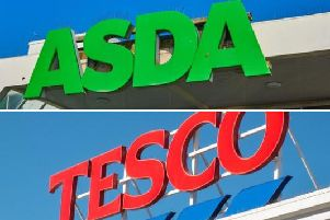 Asda and Tesco have urgently recalled batches of their own-brand cereal bars over fears the products may contain salmonella.