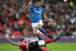 Sunderland and Portsmouth were tough to seperate again on Saturday night