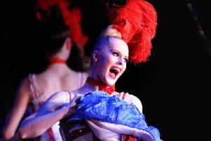 The Moulin Rouge is looking for new dancers in Leeds.