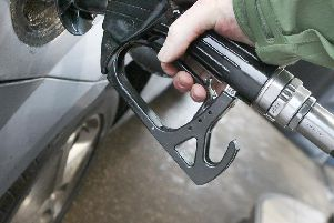 A fuel fraudster struck across Derbyshire and Mansfield.