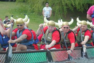 The Leeds Dragon Boat Race will raise money for Martin House Hospice Care for Children and Young People.