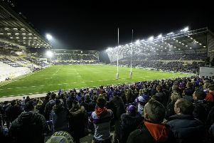 Emerald Headingley Stadium.