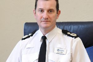 Temporary Chief Constable of West Yorkshire Police, John Robins.