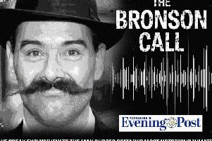 Charles Bronson has spoken to the Yorkshire Evening Post