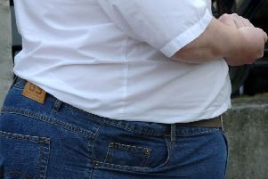 People are going to hospital with obesity-related conditions at record rates in North Yorkshire, figures show.