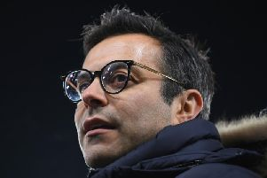 Leeds United majority shareholder Andrea Radrizzani.