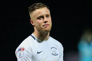 Preston left-back Kevin O'Connor is currently on loan with Cork City