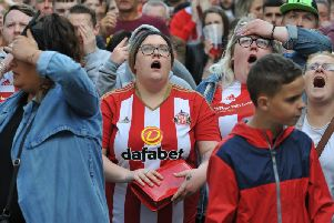 Fans were devastated by the defeat to Charlton Athletic.