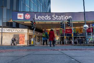 Work involving noisy machinery is to take place at Leeds Station this month