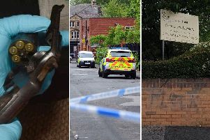 A jury have heard how Chapeltown gang 'The Flock' openly advertise criminality on social media