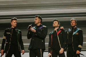The tour comes in celebration of Westlife's 20 year anniversary (Photo: Smg-Europe)