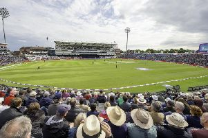 World class cricket played at Headingley, which now has the facilities to match