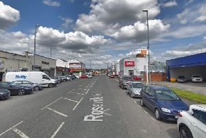 Roseville Road in Harehills.