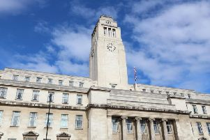 The University of Leeds saw over 600 dropouts.