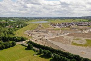 Waverley is Yorkshires largest brownfield redevelopment, with outline consent in place for 3,890 homes and 2 million sq ft of space