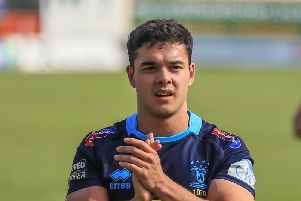 Jake Shorrocks was selected ahead of Jarrod Sammut