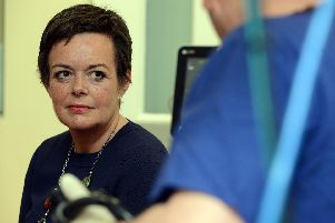 Bowel cancer patient Paula Fowler has backed the COLO-SPEED project which is being run at 18 units across the North East.