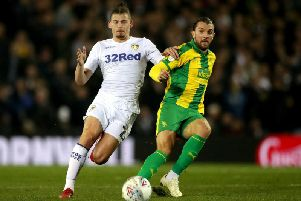 Leeds United midfielder Kalvin Phillips.