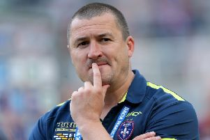 Wakefield Trinity head coach Chris Chester (Picture: Richard Sellers/PA)