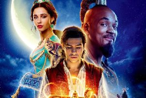 Now showing: Aladdin