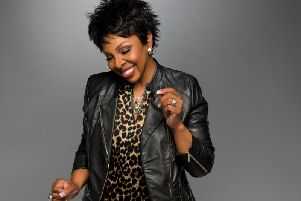 Gladys Knight. Picture: Derek Blanks