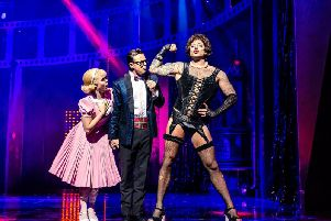 Rocky Horror Picture Show at Opera House Winter Gardens