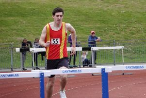 Spenborough AC's Jake Darby
