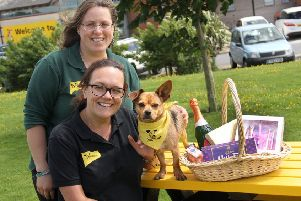 Appeal: Fun day organiser Sarah Hey is hoping people will donate items for the raffle and tombola.