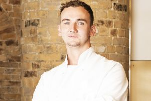 Laurence Henry, winner of TV's 'MasterChef: The Professionals', who will be a guest at the Clumber Park festival.