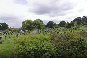 Police hit back at criticism as thieves strike at Derbyshire graveyard. Photo: Google.