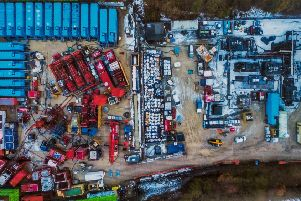 Fracking plans for Kirby Misperton are reportedly being revived.