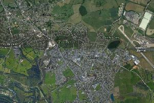 This is where 552 new homes in Guiseley, Rawdon and Yeadon should be built. Photo via Google.