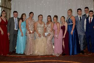 Shirebrook Academy students were dressed to impress at their prom night.
