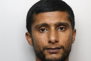 Waqas Ali, of Donisthorpe Street, West Bowling, Bradford, was jailed for four years and two months with an extended licence period of three years after he admitted arson being reckless as to whether life would be endangered. The fire was on August 25, 2019.