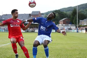 Matlock Town v Chesterfield