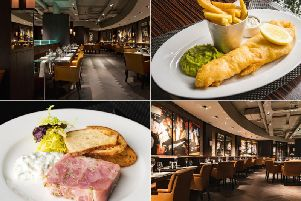 The Grill at Dakota Leeds has launched a special Yorkshire Day menu.