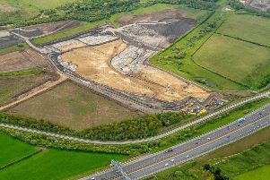 Templegate Developments Limited, has secured planning permission from Leeds City Council to build a further 700 new homes at its 170 acre Skelton Gate site in the Leeds Aire Valley. Picture Richard Bird