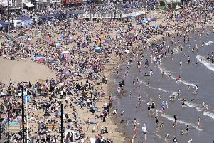 A heatwave is hitting Yorkshire