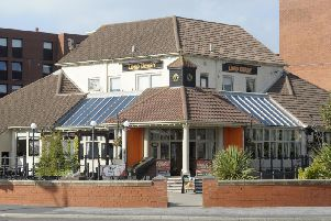 The Lord Derby, St Annes