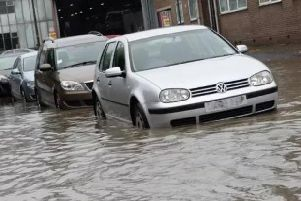 It's going to get WET again this weekend across Yorkshire