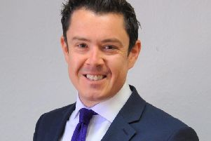 Coun Simon Greaves, Bassetlaw Council leader