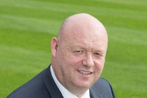 Dave Baldwin, chairman of Bradford Economic Partnership and chief executive of Burnley Football Club.