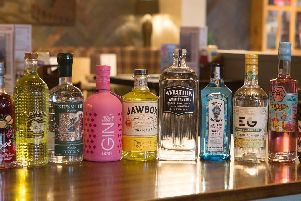 A gin festival starts at The Pillar of Rock in Bolsover on August 16.