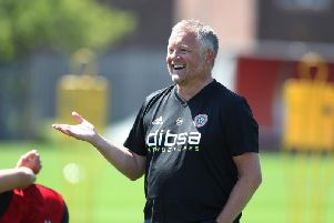 Chris Wilder wants one more new face before the Premier League season starts.