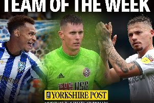 The Yorkshire Post's Team of the Week