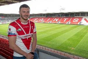 Joe Batchelor returns to the Saints squad